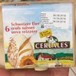 Cereales oeufs suisses