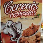 Cereales rellenos