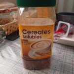 Cereales solubles