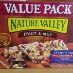C'est trail mix granola bars