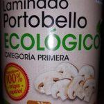 Champiñón laminado Portobello Ecológico