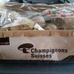 Champignons Suisses