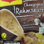 Champion Rahmsauce