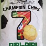 Champion chips Piri-piri snacketti