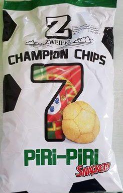 Champion chips Piri-piri snacketti