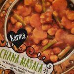 Chana Masala karma