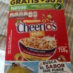 Cheerios Miel