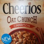 Cheerios Oat Crunch Cinnamon