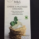 Cheese & Multiseed Crackers