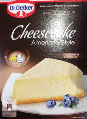 Cheesecake American Style