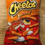 Cheetos Crunchy Fromage