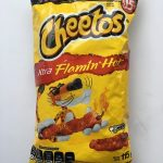 Cheetos xtra Flamin Hot