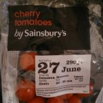 Cherry Tomatoes by Sainsburys