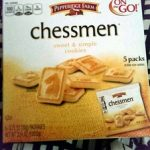 Chessmen - sweet & simple cookies