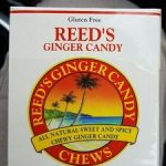 Chewy Ginger Candy