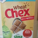 Chex Cereal - Wheat