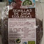 Chia Semillas Eco 250G