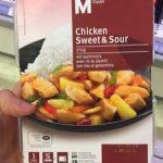 Chicken Sweet & Sour avec riz au jasmin