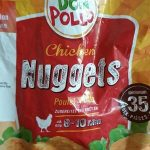 Chicken nuggets poulet