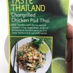Chicken pad thaï