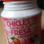 Chicles Fresa