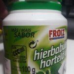 Chicles Hierbabuena
