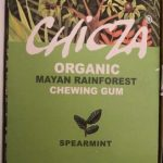Chicza Organic Mayan Rainforest Chewing Gum Lime