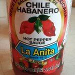 Chili Habanero original Rojo