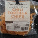 Chili Tortilla Chips Mais Jaune