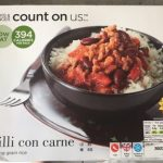 Chilli con Carne with Long Grain Rice