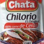 Chilorio El Original 100% carne de Cerdo