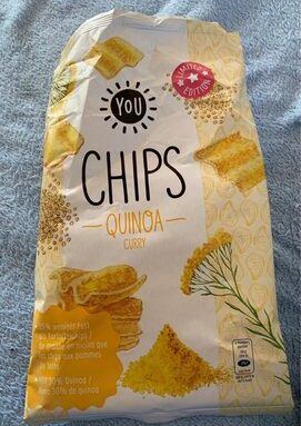 Chips Quinoa Curry
