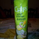 Chips Sour Cream & Onion