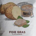 Chips foie gras