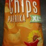 Chips paprika