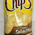 Chips sabor Sal de Mar