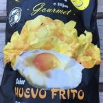 Chips saveur Œuf au plat
