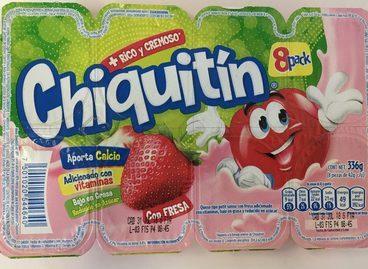 Chiquitín 8 pack