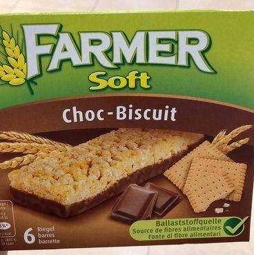 Choc Biscuit