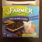 Choc & Milk Cookie