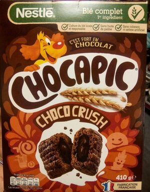 Chocapic ChocoCrush