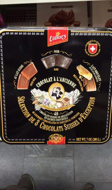 Choclat à l'Ancienne : Assortiment de Chocolats