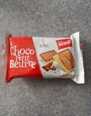 Choco petit beurre