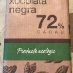 Chocolat 72℅