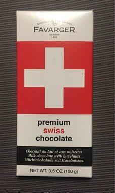 Chocolat Au Lait Et Aux Noisettes Caramélisées