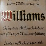 Chocolat Au Lait Suisse Fin Fourré Williams Liquide