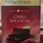 Chocolat Chili 60% cacao