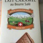 Chocolat Lait Caramel au beurre salé