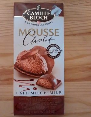 Chocolat Mousse
