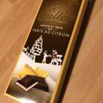 Chocolat Noir - style tarte au citron